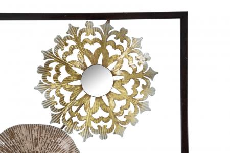 Decoratiune pentru perete GLISS, 31X2.5X90 cm, Mauro Ferretti3
