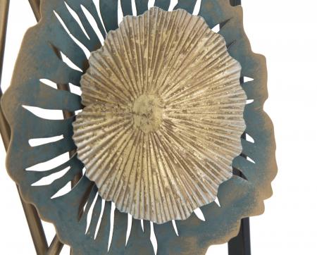 Decoratiune pentru perete LET, 30X5X88.50 cm, Mauro Ferretti2
