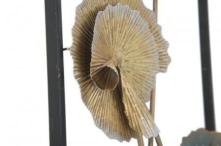 Decoratiune pentru perete LET, 30X5X88.50 cm, Mauro Ferretti3