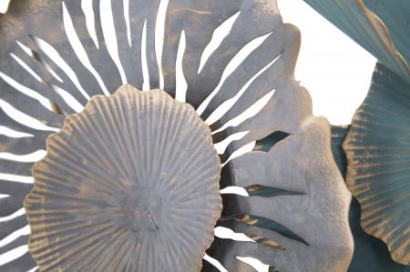 Decoratiune pentru perete OBLY, 110X10X56 cm, Mauro Ferretti4