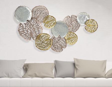 Decoratiune pentru perete SHINE, 111X6.5X74, Mauro Ferretti [7]