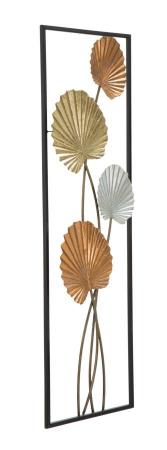 Decoratiune pentru perete TODDY, 30.5X4X88.5 cm, Mauro Ferretti6