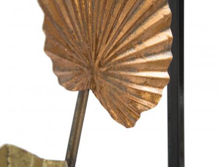 Decoratiune pentru perete TODDY, 30.5X4X88.5 cm, Mauro Ferretti4