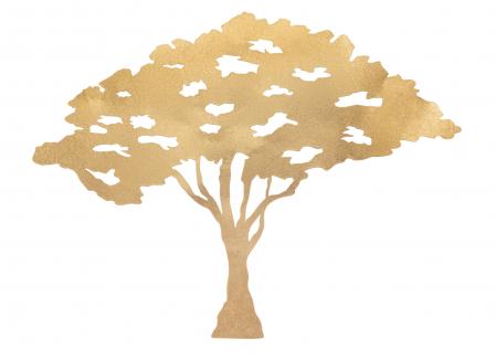 Decoratiune pentru perete  TREE PLAN CM 82X1,5X63, Mauro Ferretti [4]