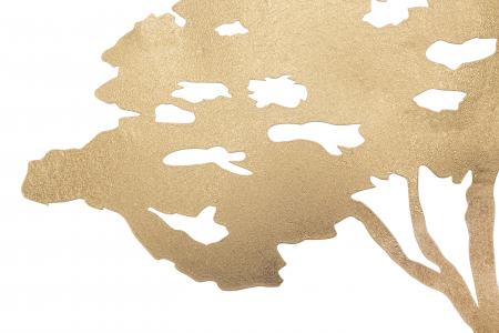 Decoratiune pentru perete  TREE PLAN CM 82X1,5X63, Mauro Ferretti [3]