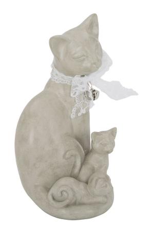 Decoratiune pisica CAT FAMILY(cm) 12,5X11,5X20,52