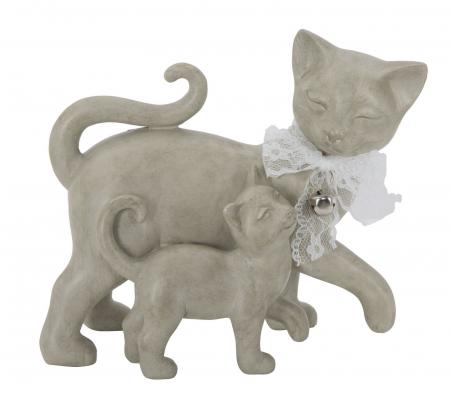 Decoratiune pisica CAT PUPPY (cm) 19X9,5X17,50