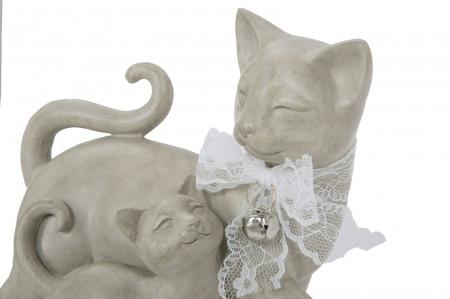 Decoratiune pisica CAT PUPPY (cm) 19X9,5X17,52