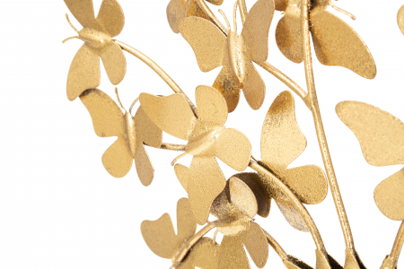 Decoratiune TREE  GLAM WITH BUTTERFLY CM 31X8X30, Mauro Ferretti [2]