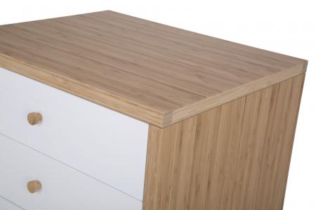 Dulap cu sertare TOKYO,bambus, 48X40X73 cm, Mauro Ferretti4