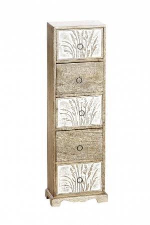 Dulap GRASER, lemn, 22x13x76.5 cm0