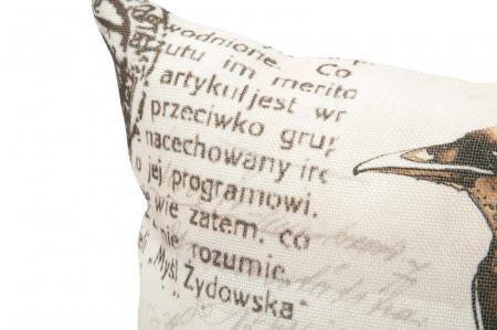 Fata de perna BIRD -A- (cm) 40X40 2
