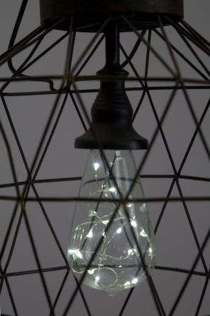 Felinar cu LED  OXY -A- (cm) Ø 20,5X354