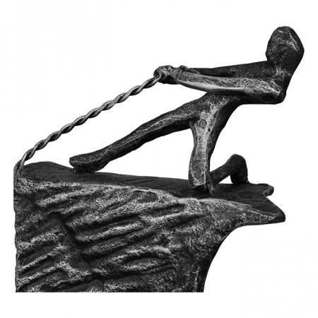 Figurina ADVENTURE, rasina, 18X16X5.5 cm2