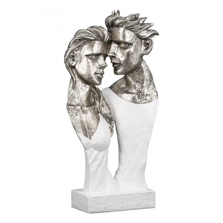 Figurina BELIEVE, rasina, 41x18x11 cm0