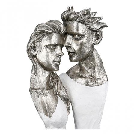 Figurina BELIEVE, rasina, 41x18x11 cm1