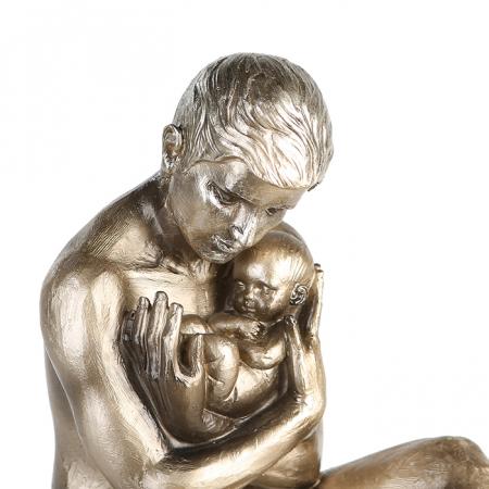 Figurina CARE, rasina, 22X24X15.5 cm4