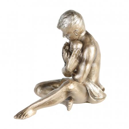 Figurina CARE, rasina, 22X24X15.5 cm3