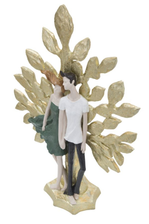 Figurina  COUPLE LIFE TREE (cm) 35X13X527