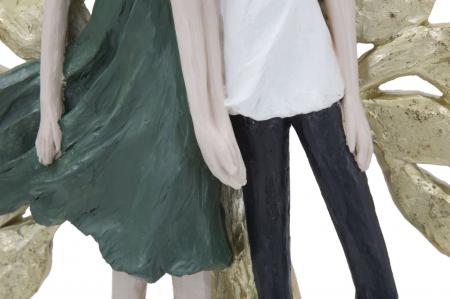Figurina  COUPLE LIFE TREE (cm) 35X13X528