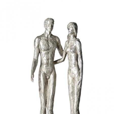 Figurina COUPLE, rasina, 41x14x12 cm1