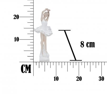 Figurina DANCER DICY -B- (cm)  8X8X236