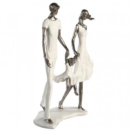 Figurina FAMILY, rasina, 31x23x12 cm [2]