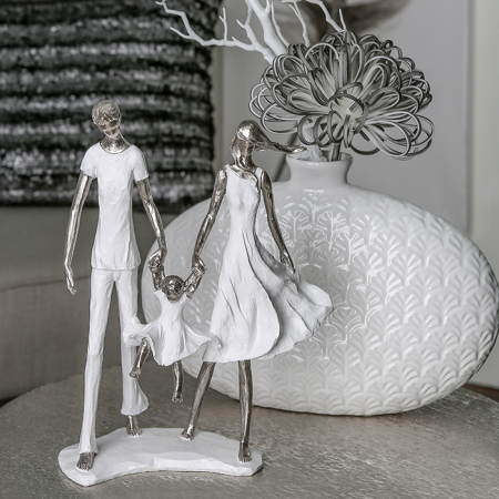 Figurina FAMILY, rasina, 31x23x12 cm [3]