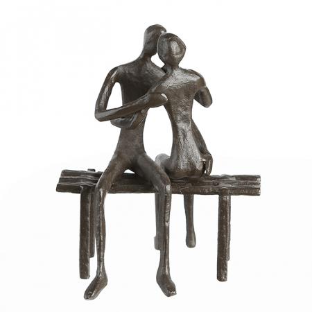 Figurina FAVOURITE PLACE, metal, 13x11X10 cm1
