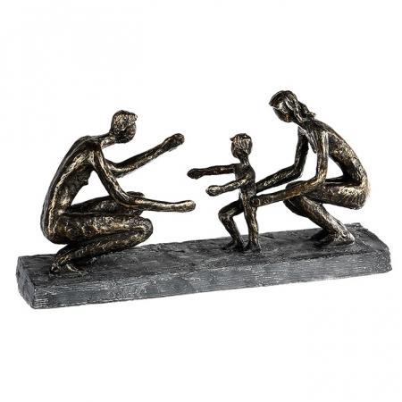 Figurina FIRST STEPS, rasina, 34X18X9 cm0
