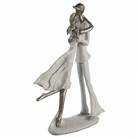 Figurina HOLD ME, rasina, 32x20x9 cm2