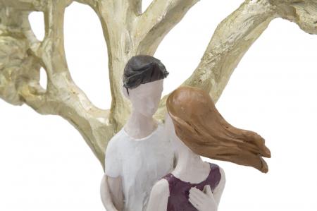 Figurina KISS COPPIA LIFE TREE (cm) 31X13X457