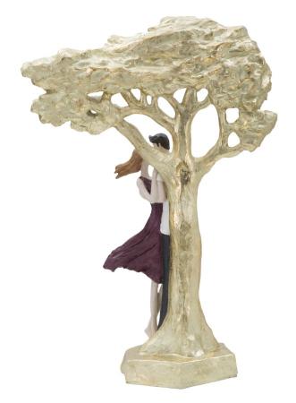 Figurina KISS COPPIA LIFE TREE (cm) 31X13X459