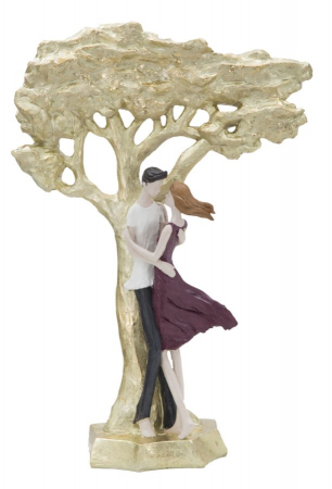 Figurina KISS COPPIA LIFE TREE (cm) 31X13X450