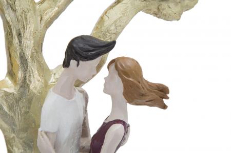 Figurina KISS COPPIA LIFE TREE (cm) 31X13X455
