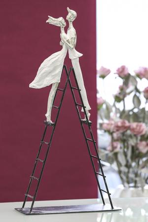Figurina LADDER, rasina, 70x35x15 cm [0]