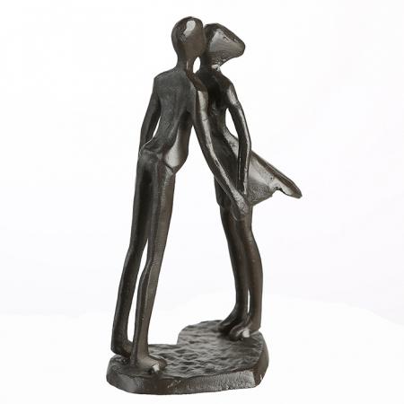 Figurina LOVE, metal, 15x11X6 cm3