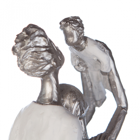 Figurina LUCK, rasina, 35x16x8 cm5