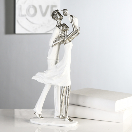 Figurina LUCK, rasina, 35x16x8 cm1