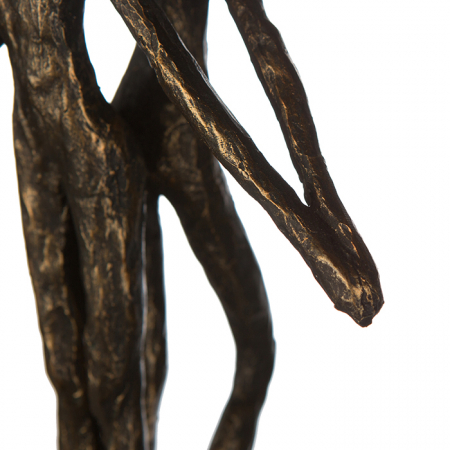 Figurina PAIR, rasina, 40X37X10.5 cm3