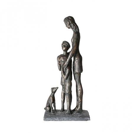 Figurina PET-LOVING, rasina, 31X14X9 cm1