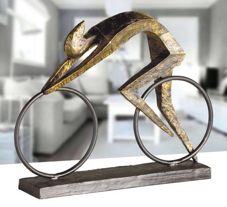 Figurina RACER, rasina, 36X28.5X18 cm2