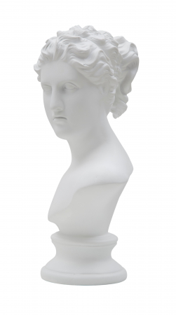Figurina ROMAN WOMAN CM 21,5X14,5X34, Mauro Ferretti [4]