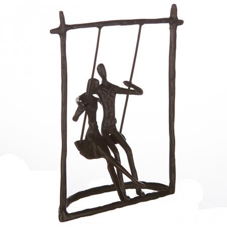 Figurina SWING, metal, 23x17X9 cm6