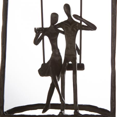 Figurina SWING, metal, 23x17X9 cm5