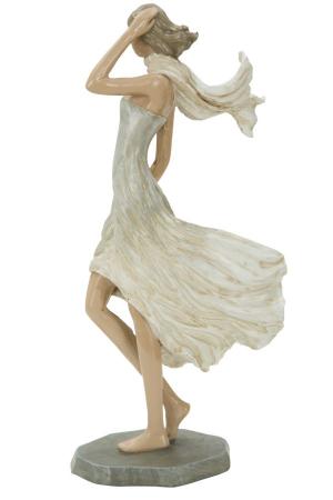 Figurina WOMAN FASHION -C- (cm) 12,5X7X25,55