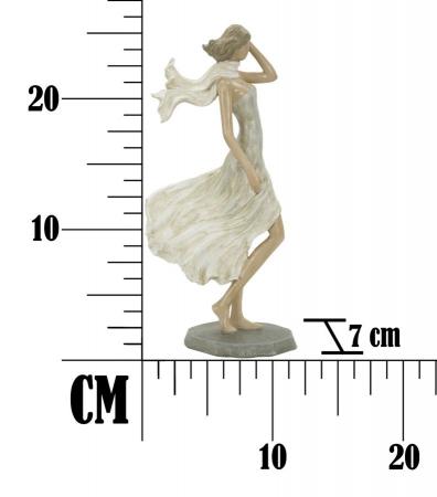 Figurina WOMAN FASHION -C- (cm) 12,5X7X25,56