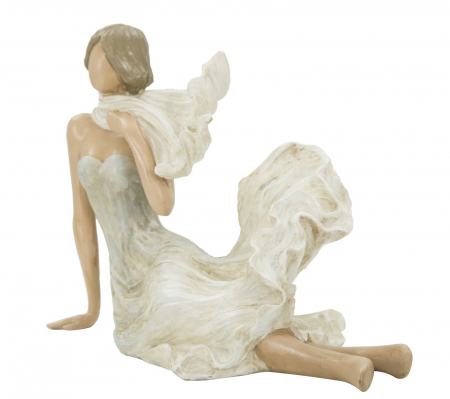 Figurina WOMAN FASHION -D- (cm) 23,5X10X15 2