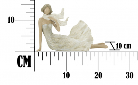 Figurina WOMAN FASHION -D- (cm) 23,5X10X15 6