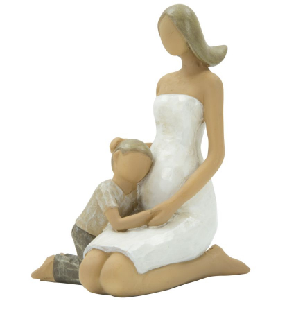 Figurina MOTHER and SON (cm) 8X7X11,50